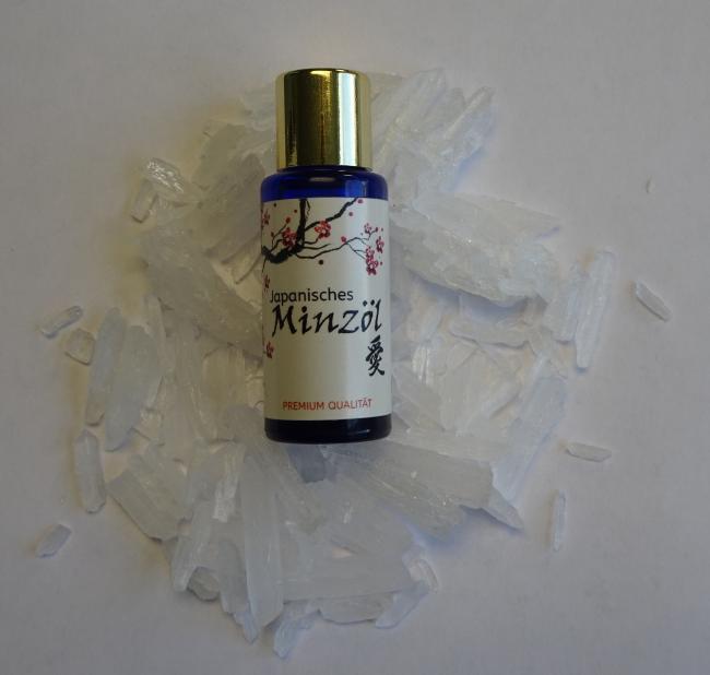 Original Japanisches Minzöl 10 ml